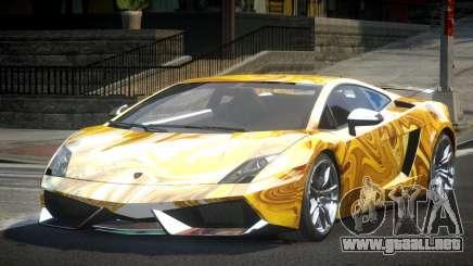 Lamborghini Gallardo LP570 U-Style S9 para GTA 4