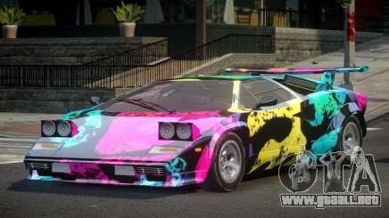 Lamborghini Countach U-Style S3 para GTA 4