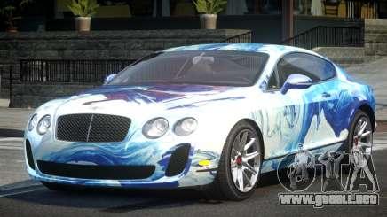 Bentley Continental BS Drift L7 para GTA 4