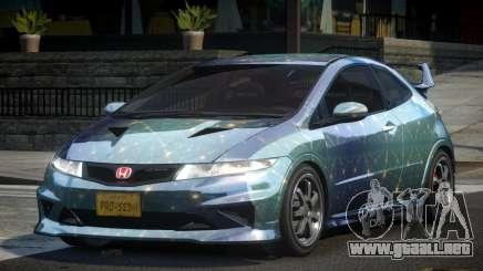 Honda Civic PSI-U L9 para GTA 4