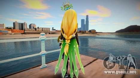 Megadimension Neptunia Colla - Million Arthur v2 para GTA San Andreas