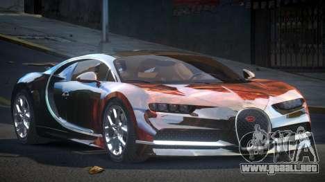 Bugatti Chiron BS-R S3 para GTA 4
