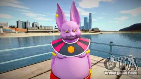 Champa from Dragon Ball Xenoverse 2 para GTA San Andreas