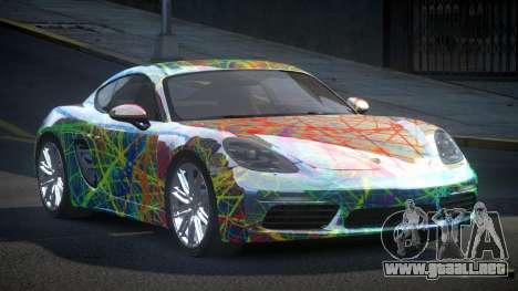 Porsche 718 U-Style S5 para GTA 4