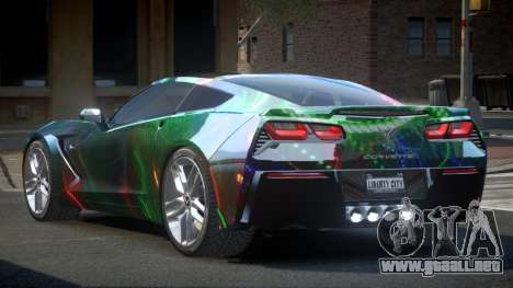 Chevrolet Corvette BS Z51 S5 para GTA 4
