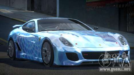 Ferrari 599 BS-U-Style S8 para GTA 4