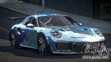 Porsche 911 GS GT2 S5 para GTA 4