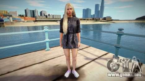 Giselle Miller v3 para GTA San Andreas