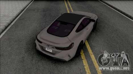 BMW M8 (CSR 2) para GTA San Andreas