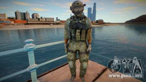 Heladas de CoD MW3 para GTA San Andreas