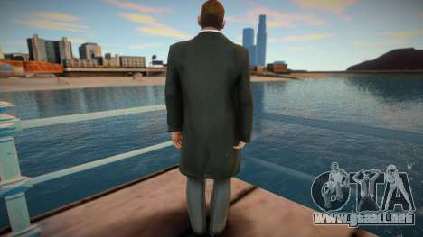 Americano en la capa 2 para GTA San Andreas