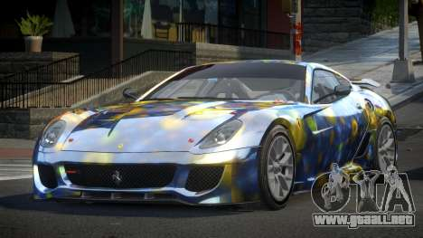 Ferrari 599 BS-U-Style S10 para GTA 4
