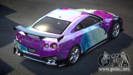 Nissan GT-R GS-S S1 para GTA 4
