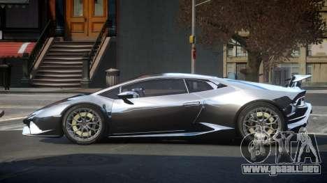 Lamborghini Huracan BS-Z para GTA 4