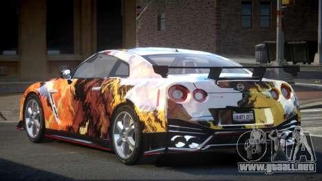 Nissan GT-R GS-S S4 para GTA 4
