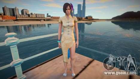 Ada Wong EX2 para GTA San Andreas