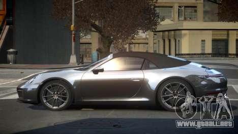 Porsche Carrera ERS para GTA 4