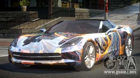 Chevrolet Corvette BS Z51 S8 para GTA 4
