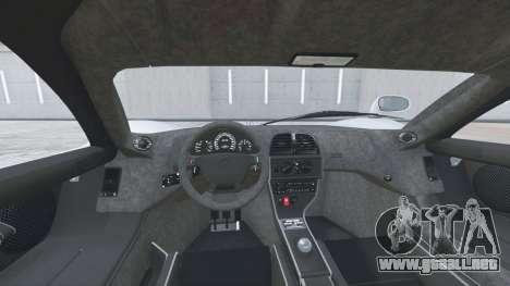 Mercedes-Benz CLK GTR AMG Coupé 1998〡add-on
