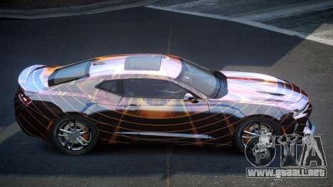 Chevrolet Camaro GS-R S9 para GTA 4