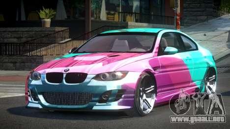 BMW M3 E92 US S6 para GTA 4