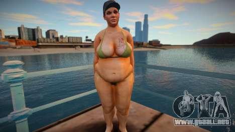New CJ Girlfriends 2021 - Michelle para GTA San Andreas