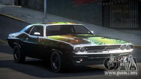 Dodge Challenger BS-U S6 para GTA 4