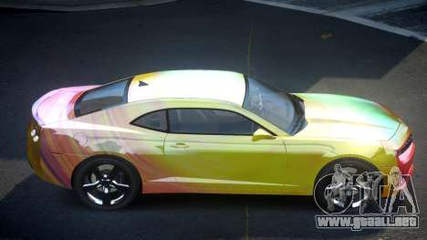 Chevrolet Camaro BS-U S5 para GTA 4