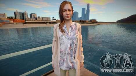 Mia Winters (from Resident Evil Village) para GTA San Andreas