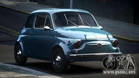 Fiat Abarth 70S para GTA 4