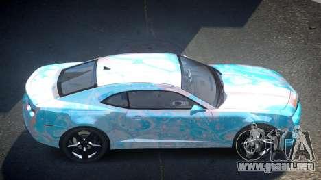 Chevrolet Camaro BS-U S4 para GTA 4
