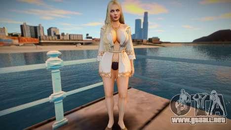 Helena Velvet para GTA San Andreas