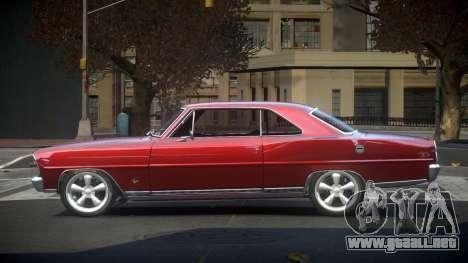 Chevrolet Nova PSI US para GTA 4