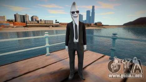 Mac Tonight (Moon Man) Skin para GTA San Andreas