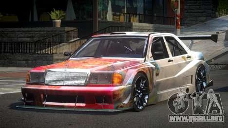 Mercedes-Benz 190E GST-U S7 para GTA 4