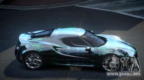 Alfa Romeo 4C U-Style S2 para GTA 4