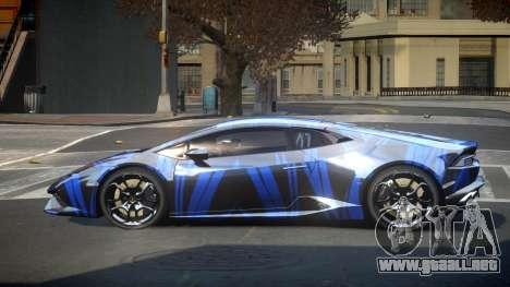 Lamborghini Huracan LP610 S4 para GTA 4