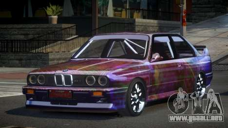 BMW M3 E30 GS-U S6 para GTA 4