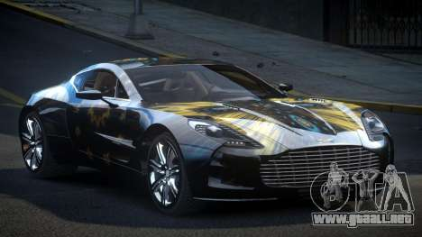 Aston Martin BS One-77 S9 para GTA 4
