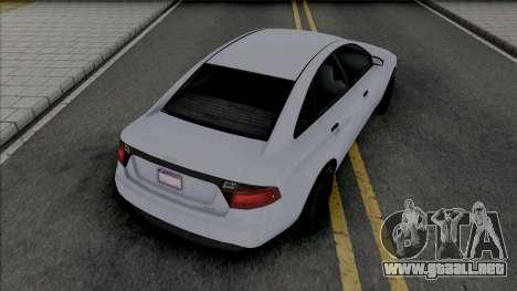 Obey Tailgater para GTA San Andreas