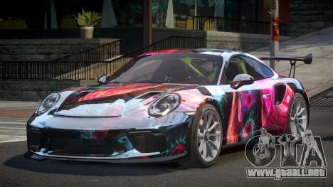 Porsche 911 BS GT3 S9 para GTA 4