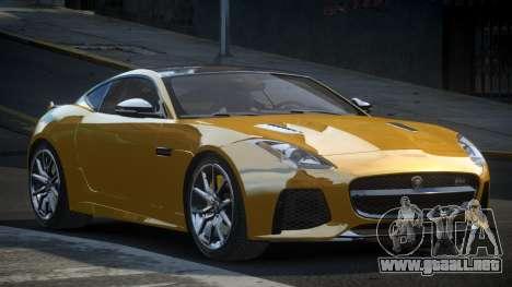 Jaguar F-Type U-Style para GTA 4