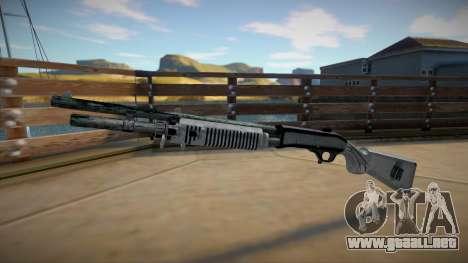 Benelli M3 Super 90 black para GTA San Andreas