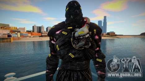 Nemesis Hood para GTA San Andreas