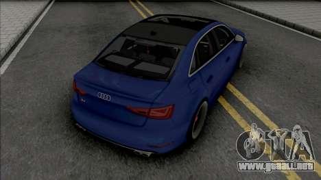 Audi S3 [IVF] para GTA San Andreas