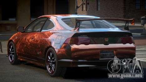 Honda Integra SP S7 para GTA 4