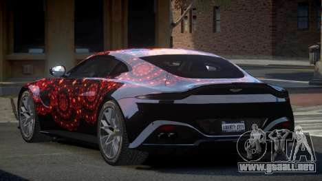 Aston Martin Vantage GS AMR S3 para GTA 4