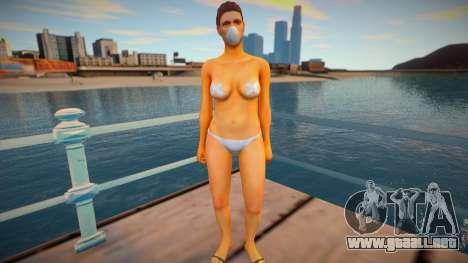 Quality wfycrk para GTA San Andreas