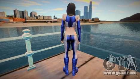 X-23 v2 para GTA San Andreas