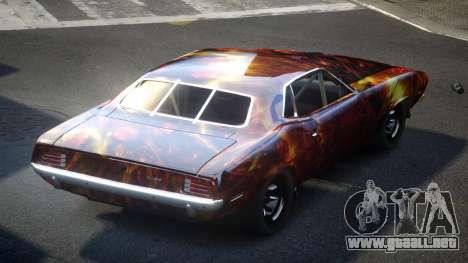 Plymouth Cuda SP Tuning S9 para GTA 4